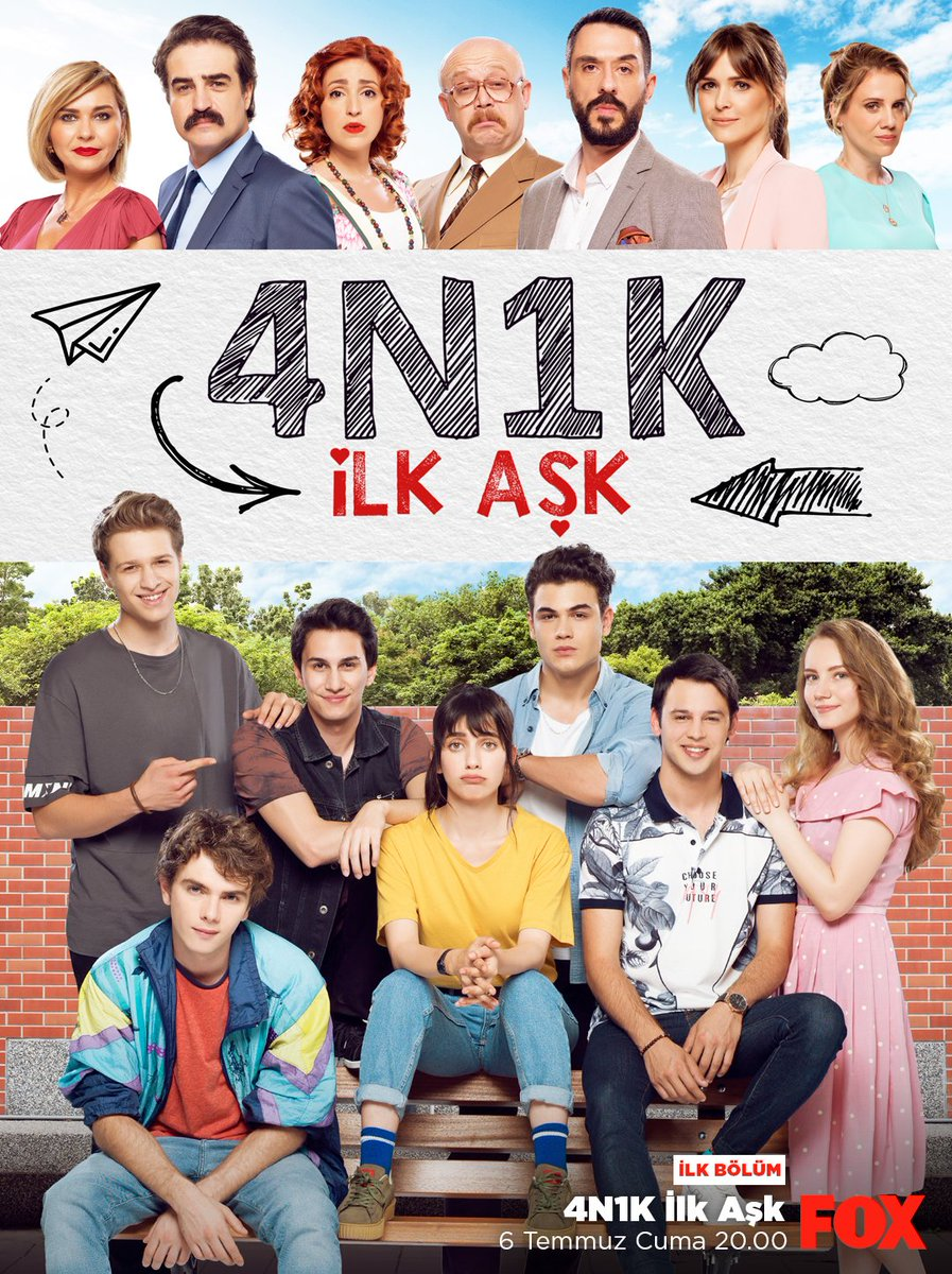 4N1K − First Love (TV Series 2018-)
